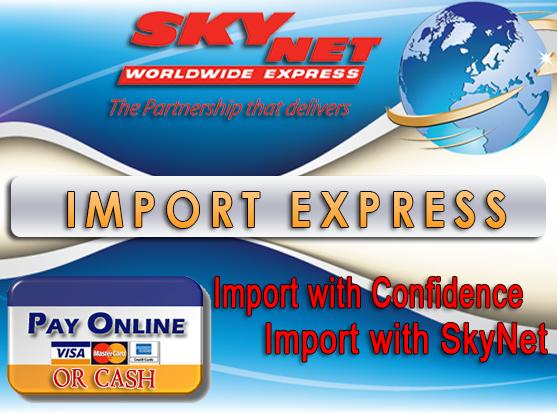 Skynet Worldwide Express Dubai, Skynet Courier Tracking Dubai