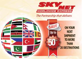 Skynet Worldwide Express - UAE